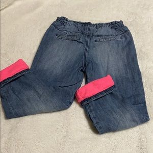 OshKosh B'gosh Bottoms - Toddler Girls Lined Pants.